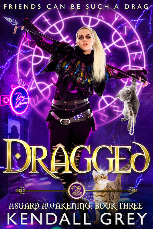 cover of dragged