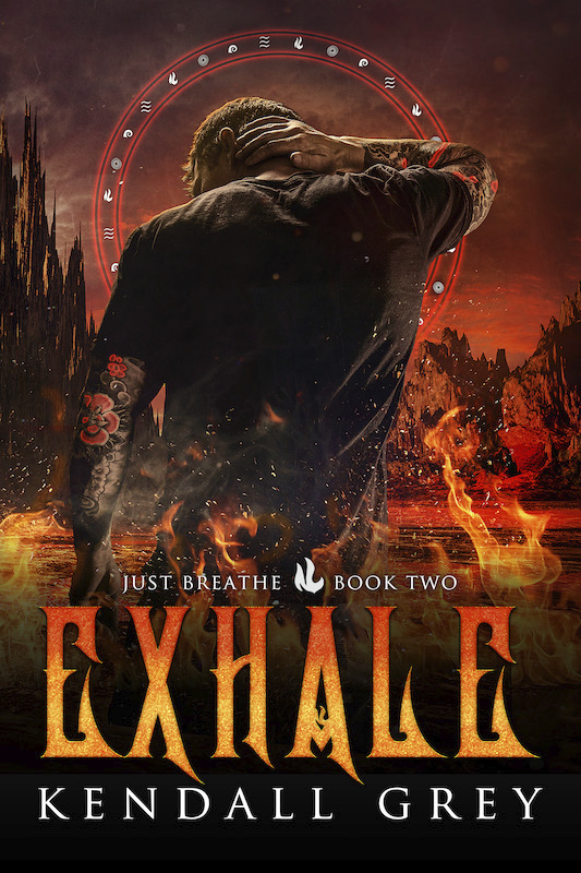 cover of Exhale