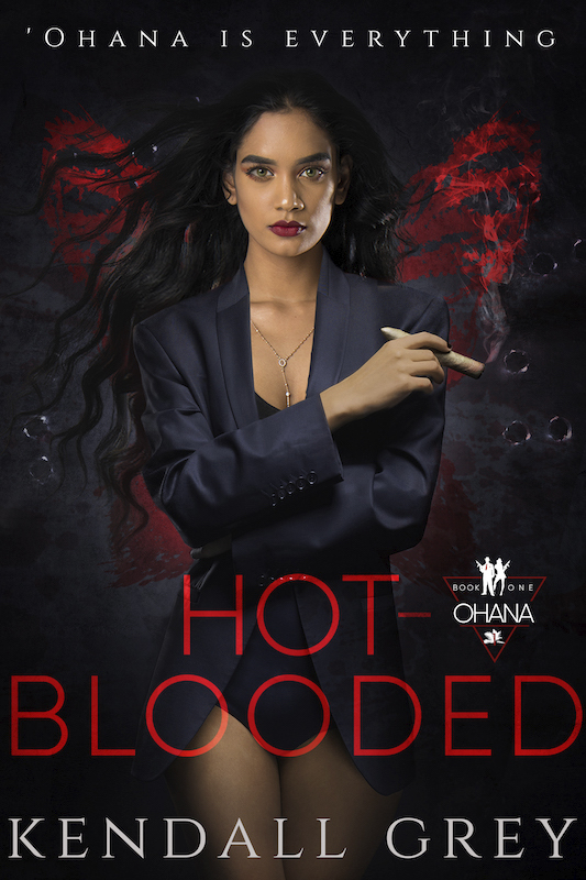 Cover of Hot-Blooded