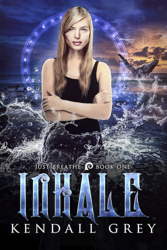 cover of Inhale