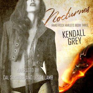 Nocturnes audiobook cover